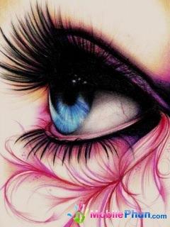 Download Eye Wallpaper - Mobile Wallpapers - Mobile Fun