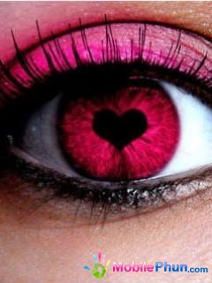 Wallpaper Love Eyes : Download Love Eye Wallpaper - Mobile Wallpapers - Mobile Fun