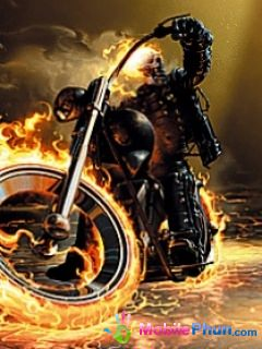 Tagged with: Ghost Rider mobile Mobile Wallpapers Movie Wallpapers
