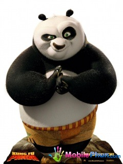 kung Fu Panda Mobile Wallpaper