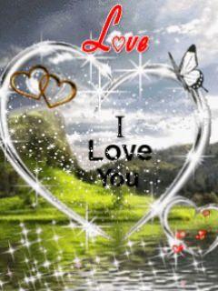 Download I love you wallpaper