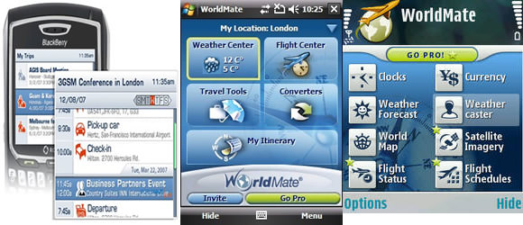worldmate-mobile-software