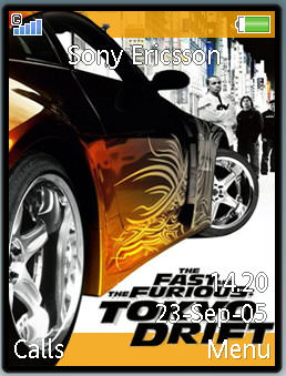 Fast And Furious Tokyo Drift Theme