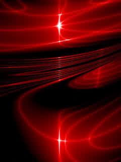 red sun set wallpaper