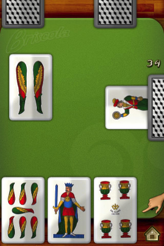 Briscola Game