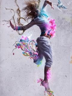 Dancer Wallpaper