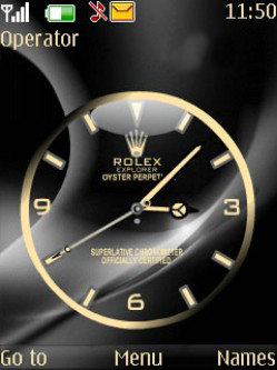 249 x 333 jpeg 62kB, ... Pictures - Animated Black Clock Theme For ...