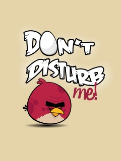 Don T Disturb Wallpaper