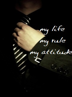 Attitude Boy Wallpaper