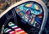 Rainbow Shoe Wallpaper