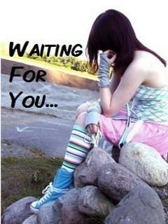 Waiting For You Wallpaper