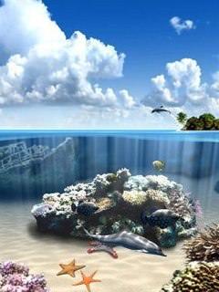 3d Ocean Wallpaper
