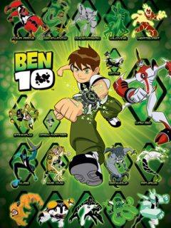 Ben10 Wallpaper