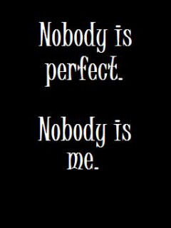 Download nobody if perfect wallpaper mobile wallpapers mobile fun - Nobody is perfect mobel ...
