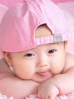 Download Cute Pink Baby Wallpaper Mobile Wallpapers Mobile Fun