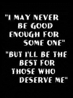 Deserve Me