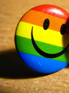 Download rainbow smiley wallpaper mobile wallpapers mobile fun rainbow smiley wallpaper altavistaventures Images
