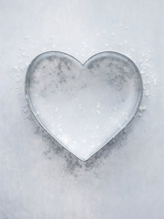 Download Ice Heart Wallpaper Mobile Wallpapers Mobile Fun