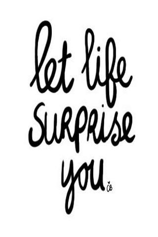 You Surprise