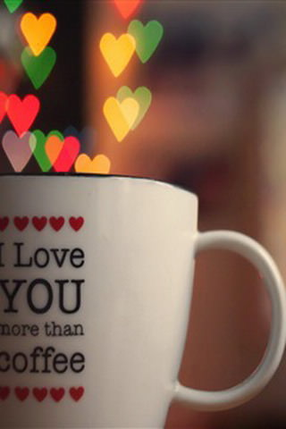 Love coffee Wallpapers For Iphone : Download Love coffee iPhone Wallpaper - Mobile Wallpapers - Mobile Fun