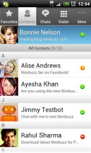 Nimbuzz Messenger 2.4.1