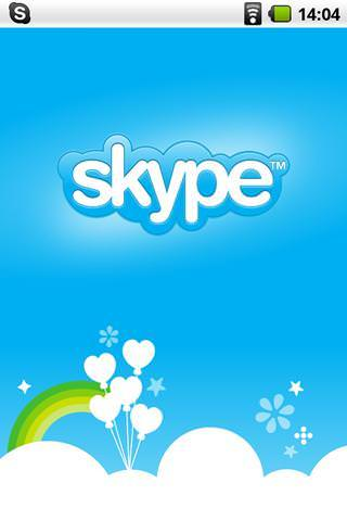 skype pour htc touch2
