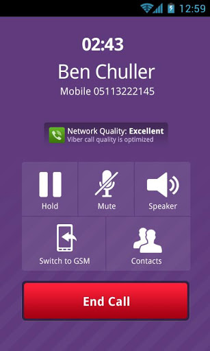 viber htc touch2