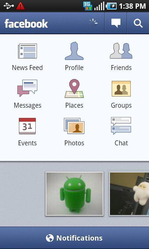 Facebook app download for android 2 3 5