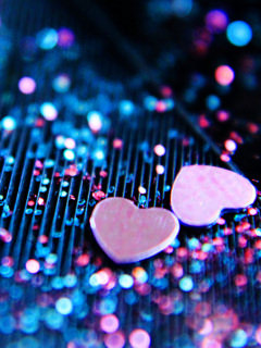 Download Love Bokeh Mobile Wallpaper Mobile Wallpapers Mobile Fun