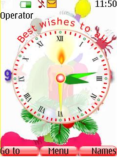 wish clock