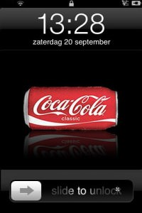 CokeCola Battery theme