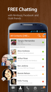 Nimbuzz Messenger 2.6.2