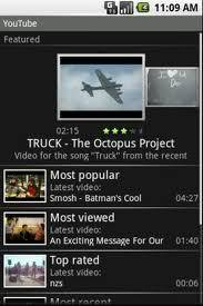 YouTube 2.2.7
