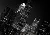 Dark Night City iPhone Theme