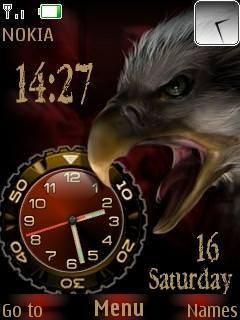 Eagle Dual Clock