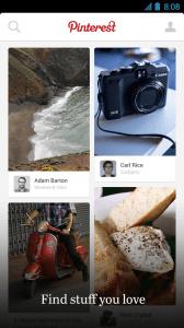 Pinterest 2.1.3