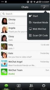 WeChat 4.5.1