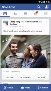Facebook 27.0.0.25.15