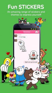 LINE Free Calls Messages 34